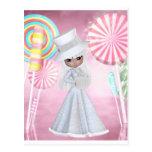 Sugarplum Fairy Postcards