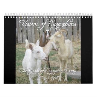 Sugarplums Kids Calendar