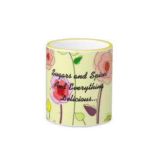 Sugars and Spice Mug