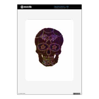 sugarskull2 skins for iPad