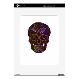 sugarskull2 skins para iPad