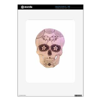 sugarskull skins for the iPad