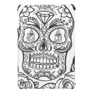 Sugarskull Tattoo Art By Sweetpieart iPad Mini Covers