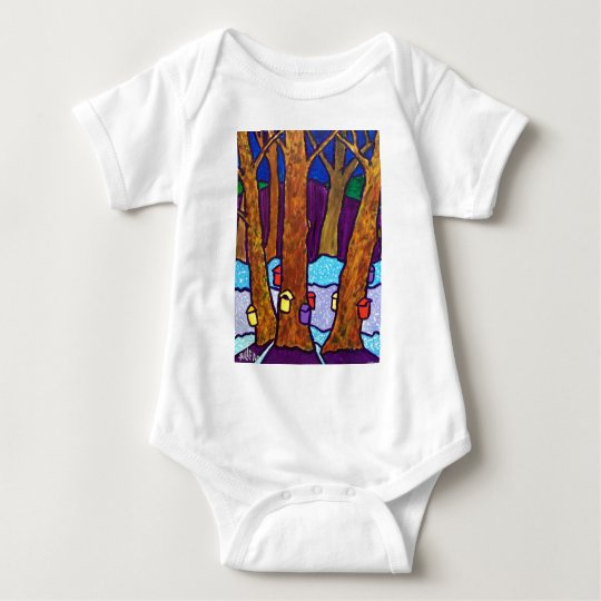 SugarTime by Piliero Baby Bodysuit