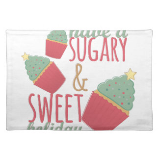 Sugary & Sweet Placemat