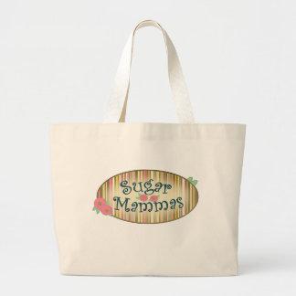 Suger mammas canvas bag