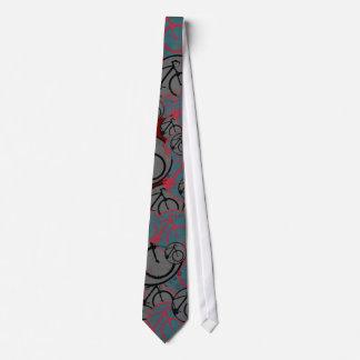 sugerencia de ciclo elegante de la moda corbata personalizada