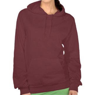 Sugerencia, logotipo del estallido de la pintada sudadera con capucha