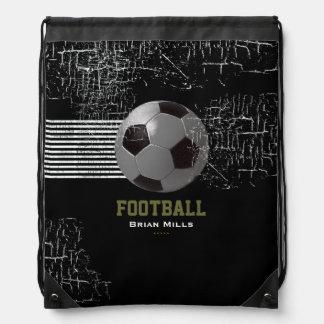 sugerencia personalizada fútbol del deporte mochila