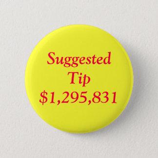 SuggestedTip$1,295,831 Button