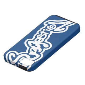 Suggestion, street graffiti pop logo (white ver.) iPhone SE/5/5s case