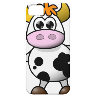 Suggestive cow iPhone SE/5/5s case
