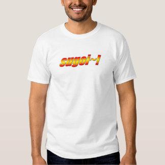 sugoi~! t shirt