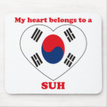 Suh Mouse Pad