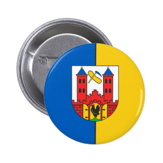 Suhl, Germany flag Pin