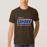 Suhoor Camisas