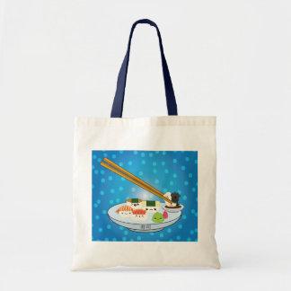 Suhsi Platter Tote Bag