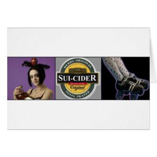 Sui-Cider Card