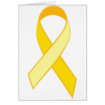 Suice Prevention - Yellow Ribbon Card