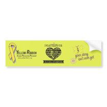 Suicide Awareness And Prevention Bumper Sticker