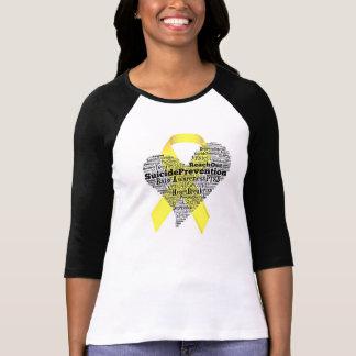 Suicide Awareness Baseball T Shirt
