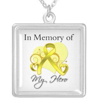 Suicide Awareness - In Memory of My Hero Jewelry