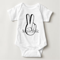 Suicide Awareness Prevention Baby Bodysuit