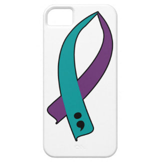 Suicide Awareness Ribbon iPhone SE/5/5s Case