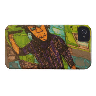 Suicide Bail Out iPhone 4 Cover