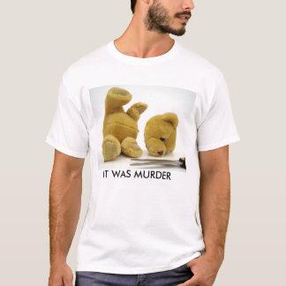 Suicide Bear - Murder T-Shirt