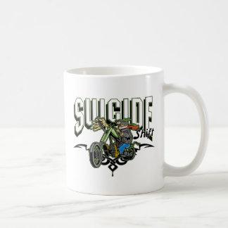 Suicide Biker Coffee Mug