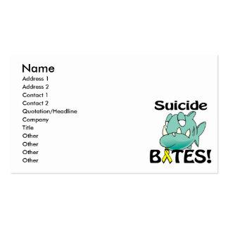 Suicide BITES Business Card