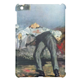 Suicide by Edouard Manet Cover For The iPad Mini