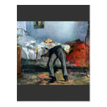 Suicide by Edouard Manet Postcard