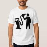 Suicide by gas nozzle T-Shirt