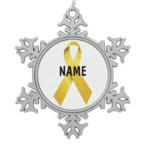 Suicide Memorial Tribute Ornament