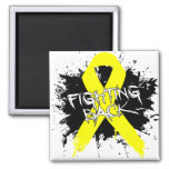 Suicide Prevention Awareness - Fighting Back Fridge Magnets