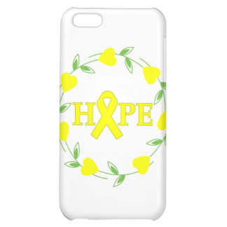 Suicide Prevention Awareness Hearts of Hope iPhone 5C Case