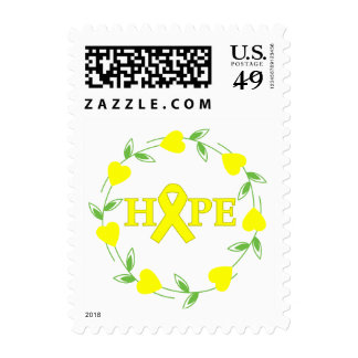 Suicide Prevention Awareness Hearts of Hope Stamps