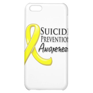 Suicide Prevention Awareness Ribbon Case For iPhone 5C