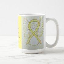 Suicide Prevention Awareness Ribbon Mug