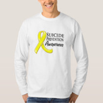 Suicide Prevention Awareness Ribbon Shirt