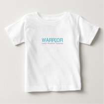 Suicide Prevention Awareness Semicolon Live Baby T-Shirt