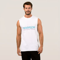 Suicide Prevention Awareness Semicolon Live Sleeveless Shirt