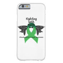Suicide Prevention Awareness Semicolon Warrior Barely There iPhone 6 Case