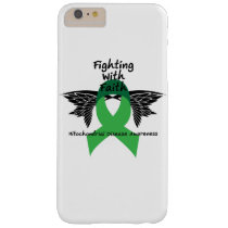 Suicide Prevention Awareness Semicolon Warrior Barely There iPhone 6 Plus Case