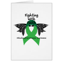 Suicide Prevention Awareness Semicolon Warrior Card
