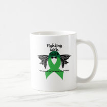 Suicide Prevention Awareness Semicolon Warrior Coffee Mug