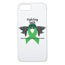 Suicide Prevention Awareness Semicolon Warrior iPhone 8/7 Case