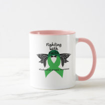 Suicide Prevention Awareness Semicolon Warrior Mug